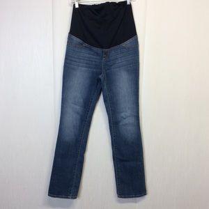 Ingrid & Isabel Maternity Bootcut Jeans Sz 4